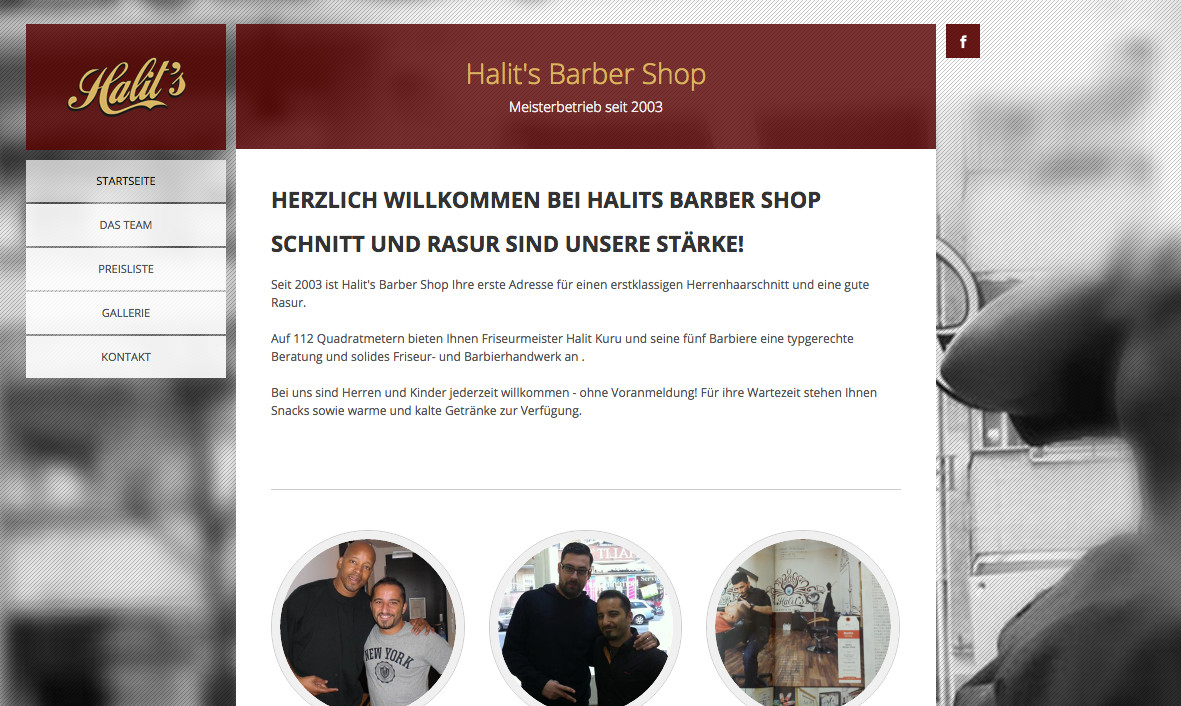 Halits Barber Shop