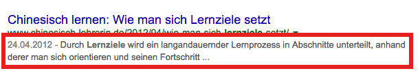 description-serp-beispiel