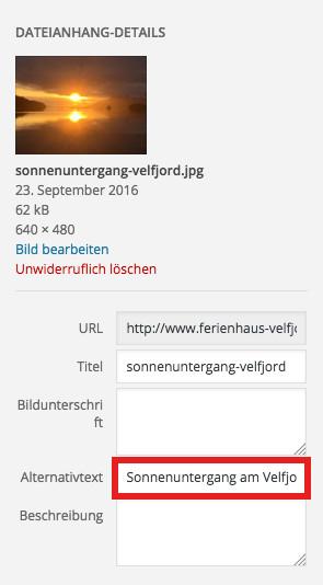 wordpress-bildanhang